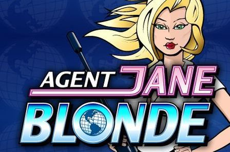 Agent Jane Blonde Slot Game Free Play at Casino Ireland