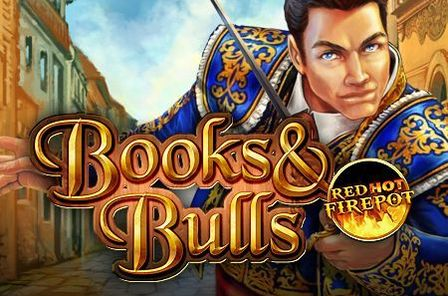 Books and Bulls RHFP Slot Game Free Play at Casino Ireland