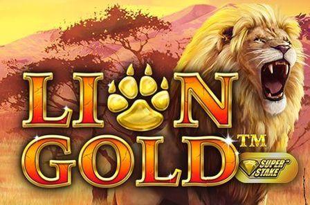 Lion Gold Superstake Slot Game Free Play at Casino Ireland