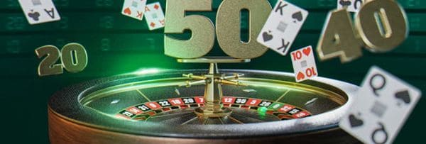 €5,000 Live Roulette Battle at Mr Green