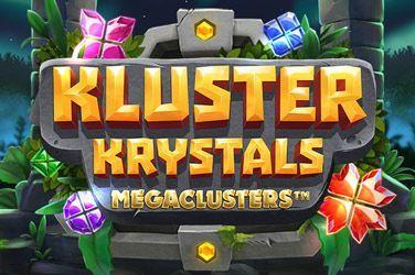 Kluster Krystals Megaclusters Slot Game Free Play at Casino Ireland