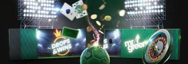 Mr Green's €3 Million Kick-Off