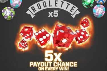 Roulette X5 Slot Game Free Play at Casino Ireland