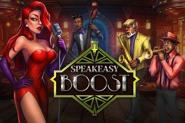 Speakeasy Boost Slot Game Free Play at Casino Ireland