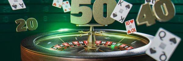 €5,000 Live Roulette Battle at Mr Green