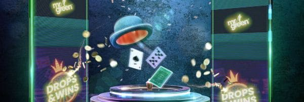 Mr Green's €3 Million Live Casino Drops & Wins