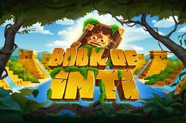 Book Of Inti Slot Game Free Play at Casino Ireland