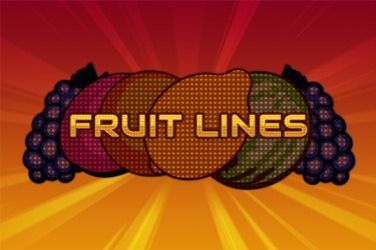 Fruit Lines Slot Game Free Play at Casino Ireland