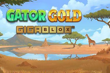 Gator Gold Gigablox Slot Game Free Play at Casino Ireland
