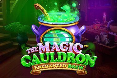The Magic Cauldron Enchanted Brew Slot Game Free Play at Casino Ireland