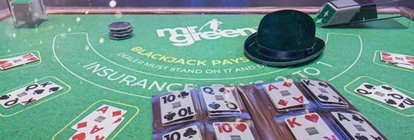 €3,000 Blackjack Collector Challenge at Mr Green