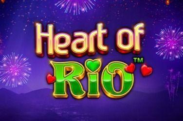 Heart of Rio Slot Game Free Play at Casino Ireland