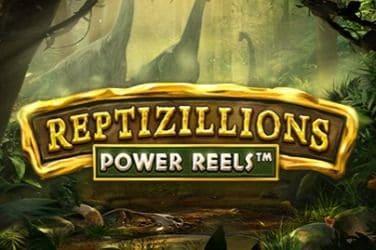 Reptizillions Power Reels Slot Game Free Play at Casino Ireland
